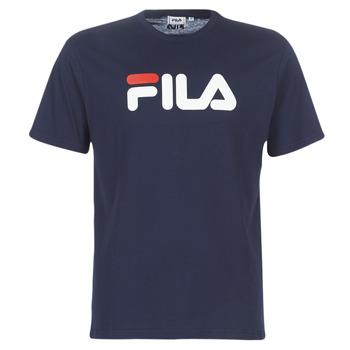 Îmbracaminte Tricouri mânecă scurtă Fila PURE Short Sleeve Shirt Albastru