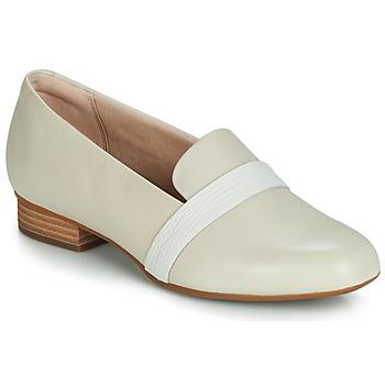 Pantofi Femei Balerin și Balerini cu curea Clarks JULIET ARIEL Bej