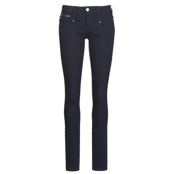 Îmbracaminte Femei Jeans slim Freeman T.Porter Alexa Slim S-SDM Bleumarin / Culoare închisă
