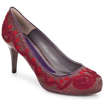 Încăltăminte Femei Pantofi cu toc Etro BRIGITTE B728-600-rosso