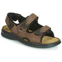 Pantofi Bărbați Sandale  Josef Seibel FRANKLIN Maro