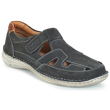 Pantofi Bărbați Sandale și Sandale cu talpă  joasă Josef Seibel ANVERS 82 Albastru
