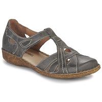 Pantofi Femei Sandale și Sandale cu talpă  joasă Josef Seibel ROSALIE 29 Albastru