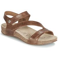 Pantofi Femei Sandale și Sandale cu talpă  joasă Josef Seibel TONGA 25 Maro