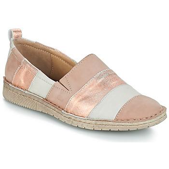Pantofi Femei Pantofi Slip on Josef Seibel SOFIE 23 Roz / Nude