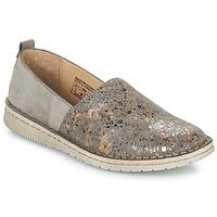 Pantofi Femei Pantofi Slip on Josef Seibel SOFIE 33 Gri / Argintiu
