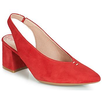 Pantofi Femei Pantofi cu toc Dorking 7806 Roșu