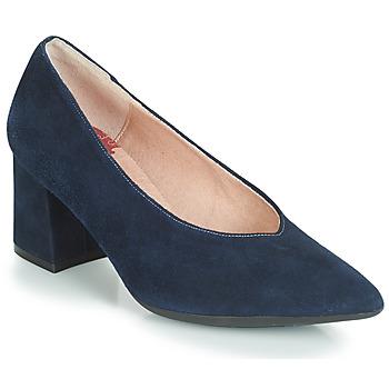 Pantofi Femei Pantofi cu toc Dorking 7805 Bleumarin