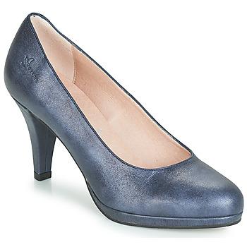 Încăltăminte Femei Pantofi cu toc Dorking 7118 Bleumarin