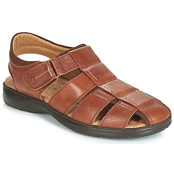Pantofi Bărbați Sandale și Sandale cu talpă  joasă Fluchos DOZER Maro