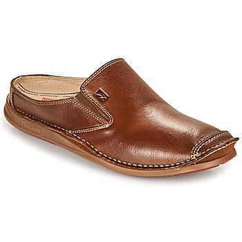Încăltăminte Bărbați Pantofi Slip on Fluchos NAUTILUS Maro