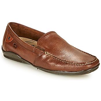 Pantofi Bărbați Mocasini Fluchos BALTICO Maro