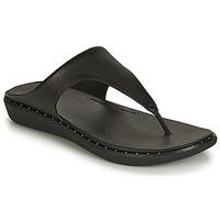 Încăltăminte Femei  Flip-Flops FitFlop BANDA II Negru