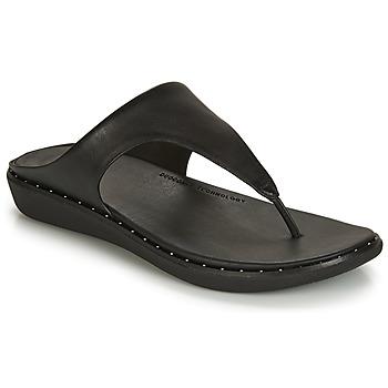 Pantofi Femei  Flip-Flops FitFlop BANDA II Negru