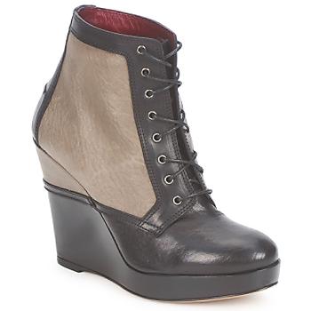 Pantofi Femei Botine Antonio Marras CALIB  grigio / Nero