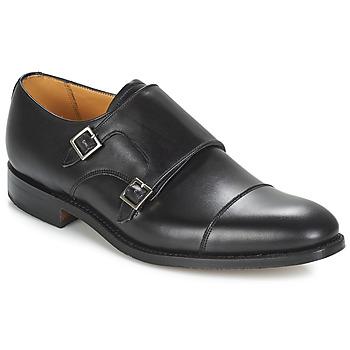 Pantofi Bărbați Pantofi Oxford Barker TUNSTALL Negru