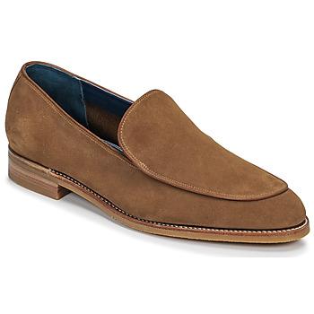 Pantofi Bărbați Mocasini Barker TOLEDO Maro
