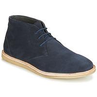 Pantofi Bărbați Ghete Frank Wright BAXTER Albastru