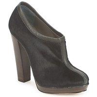 Pantofi Femei Botine Kallisté BOTTINE 5950 Negru