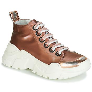 Pantofi Femei Pantofi sport Casual Fru.it 5390-850 Bronz