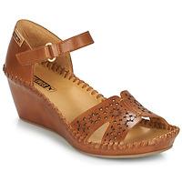 Încăltăminte Femei Sandale și Sandale cu talpă  joasă Pikolinos MARGARITA 943 Maro