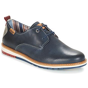 Încăltăminte Bărbați Pantofi Derby Pikolinos BERNA M8J Albastru