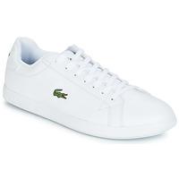Pantofi Bărbați Pantofi sport Casual Lacoste GRADUATE BL 1 Alb
