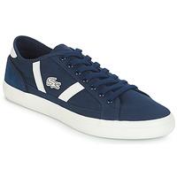 Pantofi Bărbați Pantofi sport Casual Lacoste SIDELINE 119 1 Bleumarin / Alb
