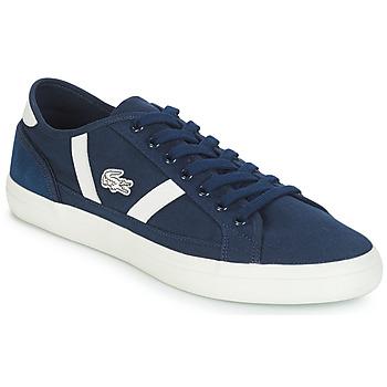 Încăltăminte Bărbați Pantofi sport Casual Lacoste SIDELINE 119 1 Bleumarin / Alb