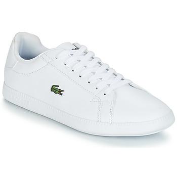 Pantofi Femei Pantofi sport Casual Lacoste GRADUATE BL 1 Alb