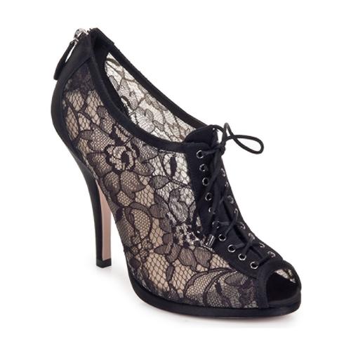 Pantofi Femei Botine Sebastian GRIPO Negru