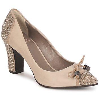 Încăltăminte Femei Pantofi cu toc Fabi PASQUA Bej