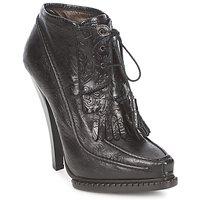 Pantofi Femei Botine Roberto Cavalli QDS640-PZ030 Negru