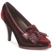 Pantofi Femei Pantofi cu toc Roberto Cavalli QDS629-VL415 Roșu / Bordo