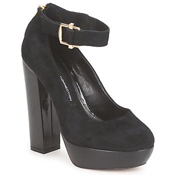 Încăltăminte Femei Pantofi cu toc French Connection JUINES Negru