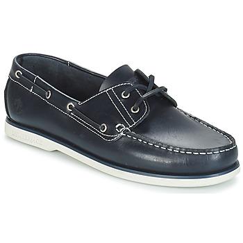 Încăltăminte Bărbați Pantofi barcă Lumberjack NAVIGATOR Bleumarin