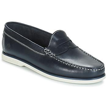 Pantofi Bărbați Mocasini Lumberjack NAVIGATOR Bleumarin