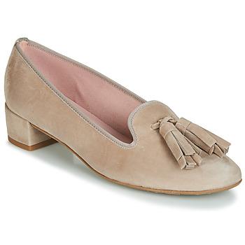 Pantofi Femei Pantofi cu toc Pretty Ballerinas ANGELIS Bej