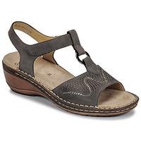 Încăltăminte Femei Sandale și Sandale cu talpă  joasă Ara KEY-WE Maro