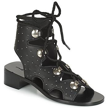 Încăltăminte Femei Sandale și Sandale cu talpă  joasă See by Chloé SB32062A Negru