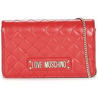Genti Femei Genți  Banduliere Love Moschino JC4118PP17 Roșu