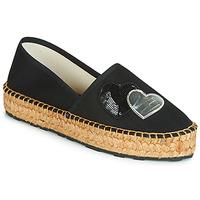 Pantofi Femei Espadrile Love Moschino JA10243G07 Negru
