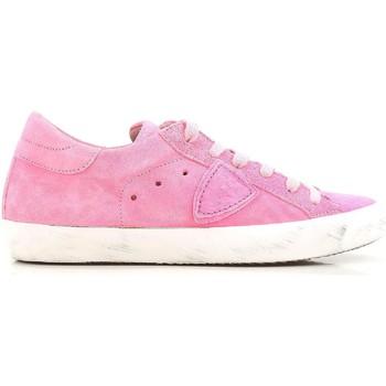 Pantofi Femei Pantofi sport Casual Philippe Model CLLD XR04 Rosa acceso