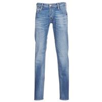 Îmbracaminte Bărbați Jeans slim Le Temps des Cerises 711 Albastru / Medium