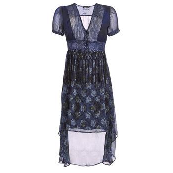 Îmbracaminte Femei Rochii lungi Desigual MINALI Albastru