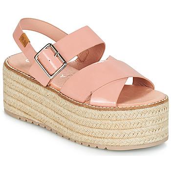 Pantofi Femei Sandale și Sandale cu talpă  joasă Coolway CECIL Roz