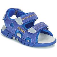 Pantofi Băieți Sandale sport Mod'8 TRIBATH Albastru