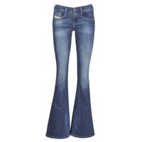 Îmbracaminte Femei Jeans bootcut Diesel EBBEY Albastru / 089am