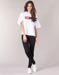 Îmbracaminte Femei Jeans skinny Diesel SLANDY Negru / 069ef