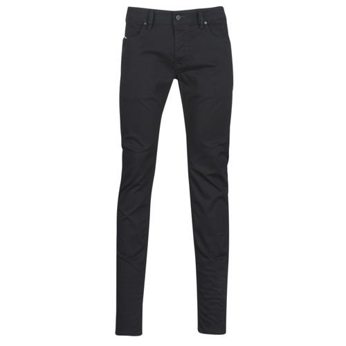 Îmbracaminte Bărbați Jeans skinny Diesel SLEENKER Negru / 069ei